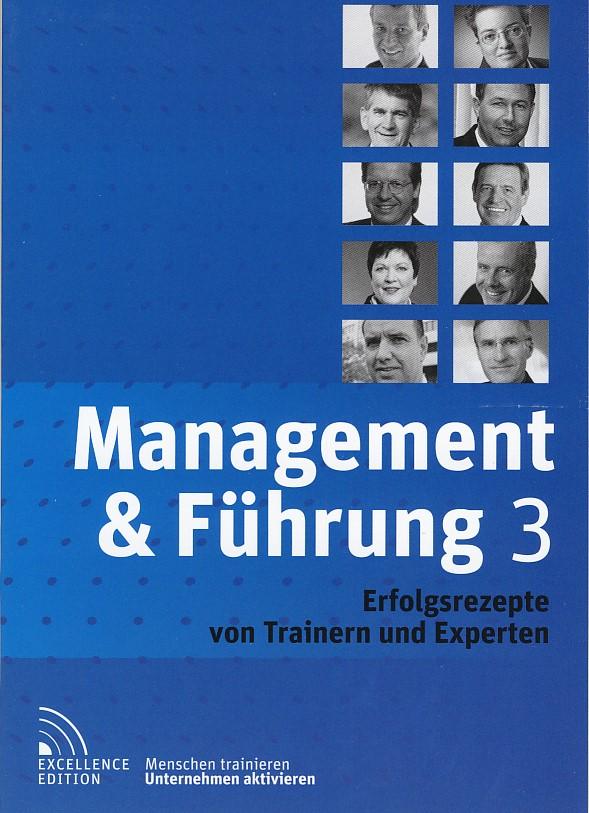 Dr. Jürgen Freisl - Management & Führung 3